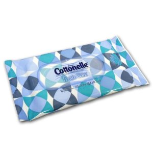 cottonnelle butt wipes
