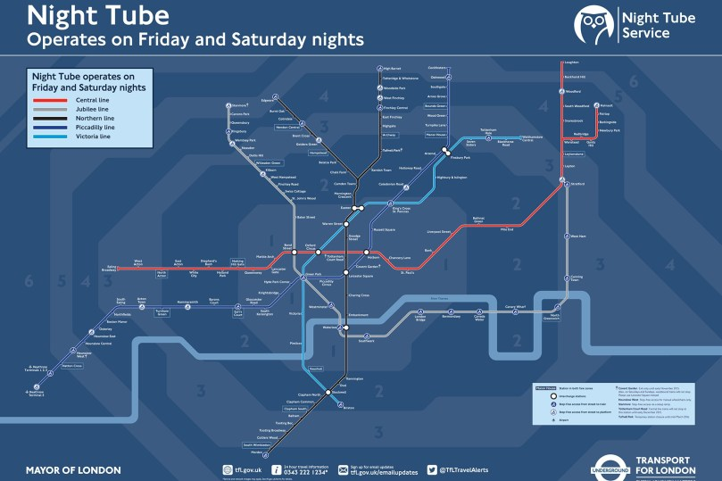 night-tube