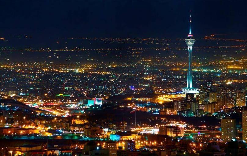 tehran-night