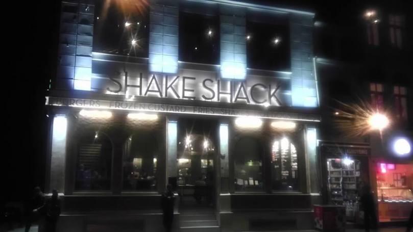 Shake Shack Istanbul