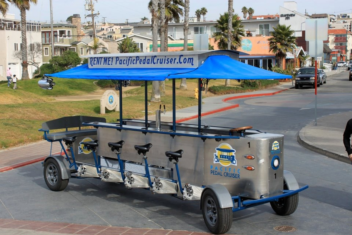 You Don T Need This The Beer Bike Tour Why Am I Not There